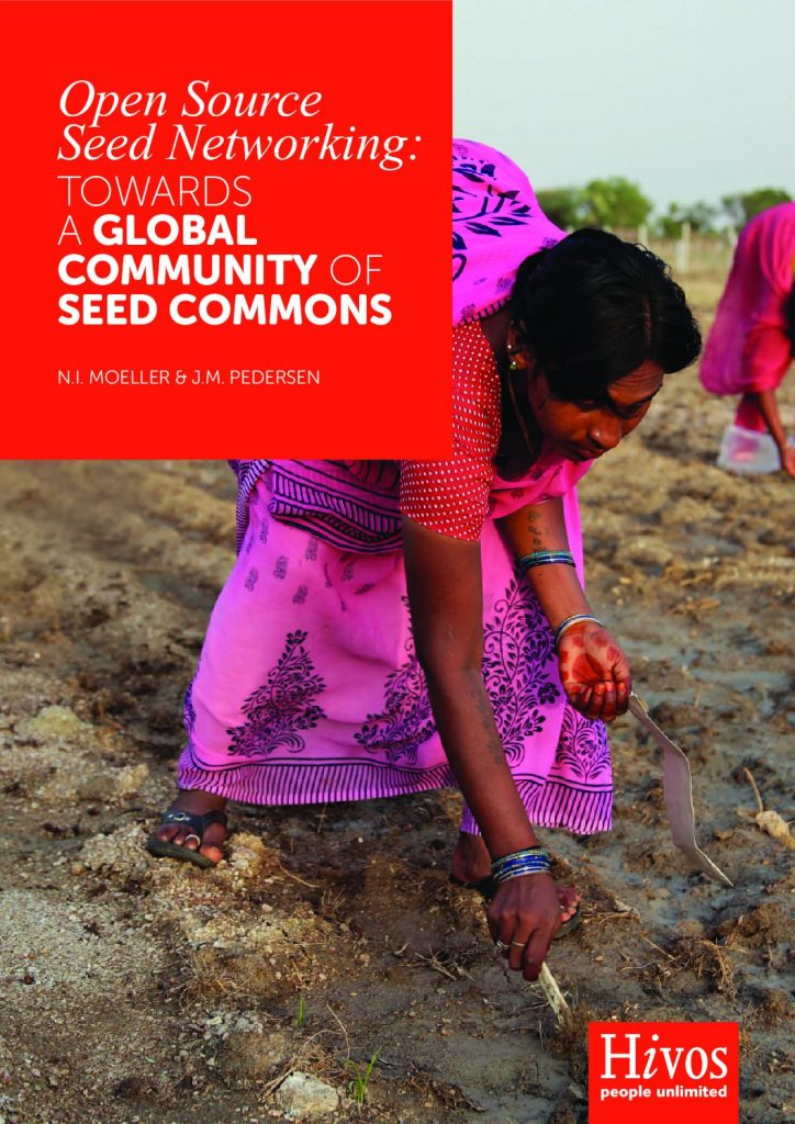 open source seed report cover