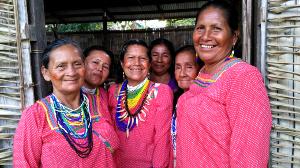 Vertical Birth w/ AMUPAKIN in Ecuador