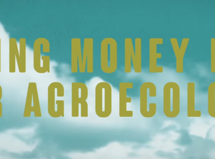 Making Money Move for Agroecology